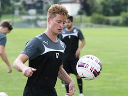 Der SV Horn nahm Oliver Pranjic unter Vertrag