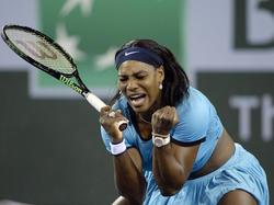 Serena zieht ins Finale ein