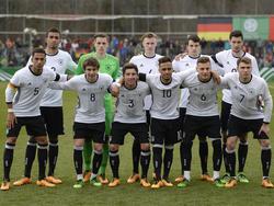 U20 spielt 1:1 gegen die Schweiz