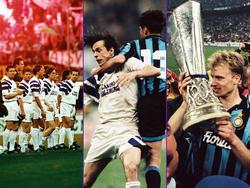 Vor 20 Jahren lieferten sich Inter und Austria Salzburg zwei denkwürdige Duelle
