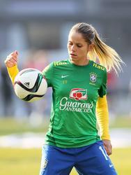 Erika, brasilianische Nationalspielerin