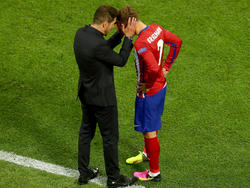 Atletico must prove to Griezmann he does not need to leave - Simeone a8998437d29