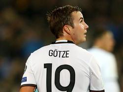 Mario Götze, que dio con su gol el Mundial a Alemania hace cuatro años, no está convocado. (Foto: Getty)