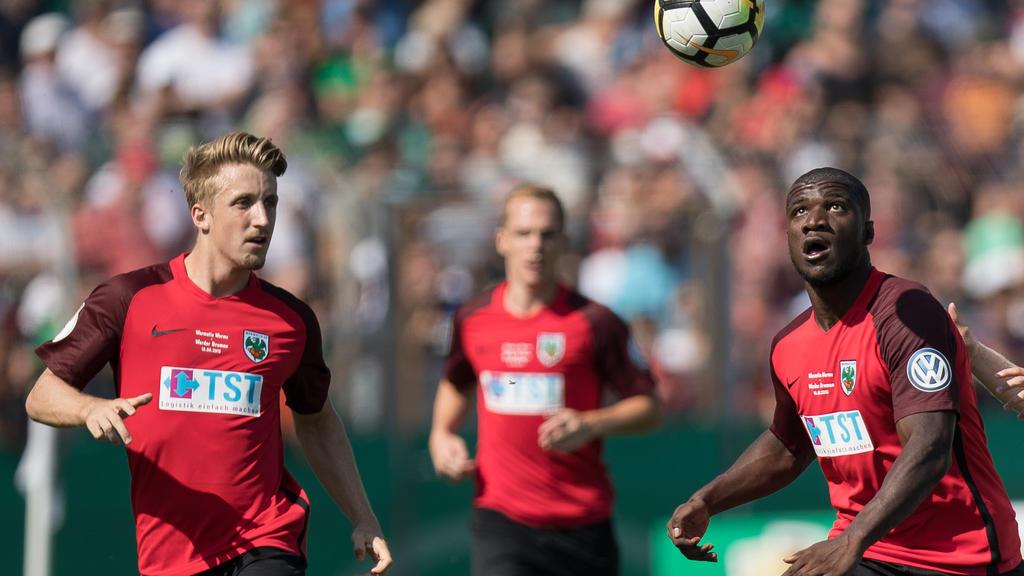 Worms schlägt Eintracht-Frankfurt-Schreck SSV Ulm