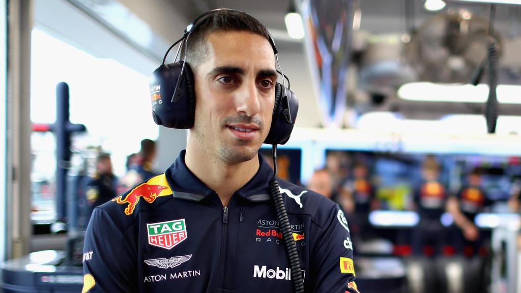 SébastienBuemi bleibt Testfahrer für das Red-Bull-Team