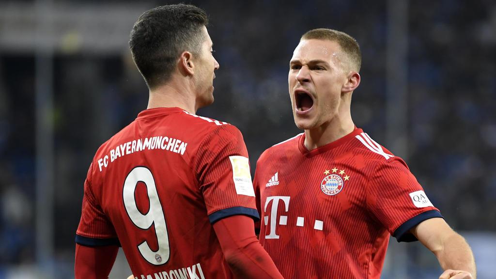 Alle Spieler Fc Bayern