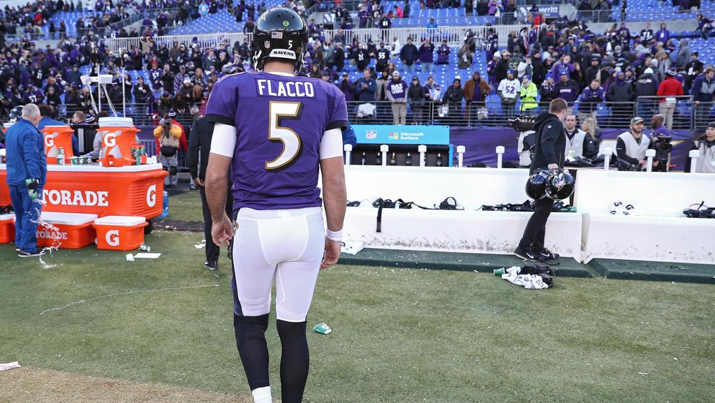 Joe Flacco wechselt zu den Denver Broncos