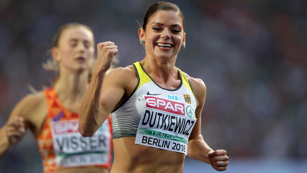 Pamela Dutkiewicz wünscht sich mehr Gentlemen