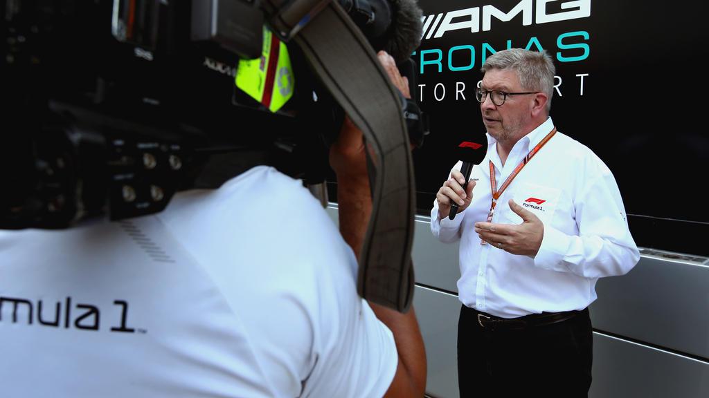 Ross Brawn will die richtigen Veränderungen für die Formel 1