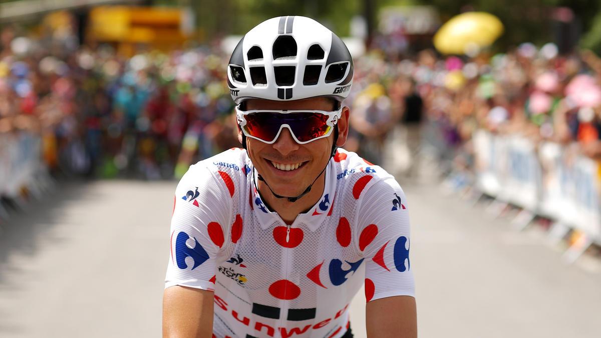In der Bergwertung der Tour de France werden künftig Bonussekunden zählen