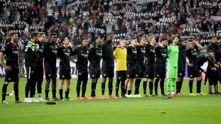 Eintracht Frankfurt holt Remis in der Europa League gegen den FC Chelsea