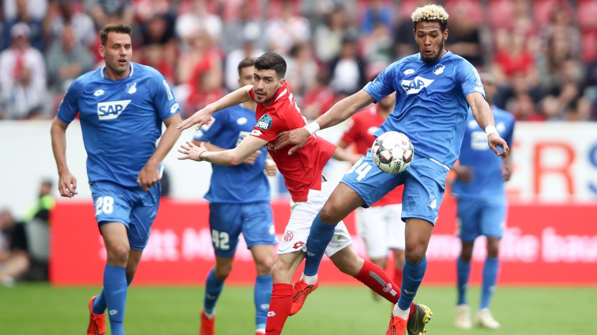 Hoffenheim verspielte in Mainz ein 2:0