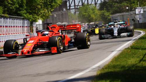 Ferrari und Mercedes machen wohl auch in Frankreich den Sieg untereinander aus
