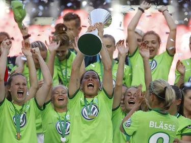 Die Wolfsburger Titelverteidigerinnen treffen auf Union Berlin
