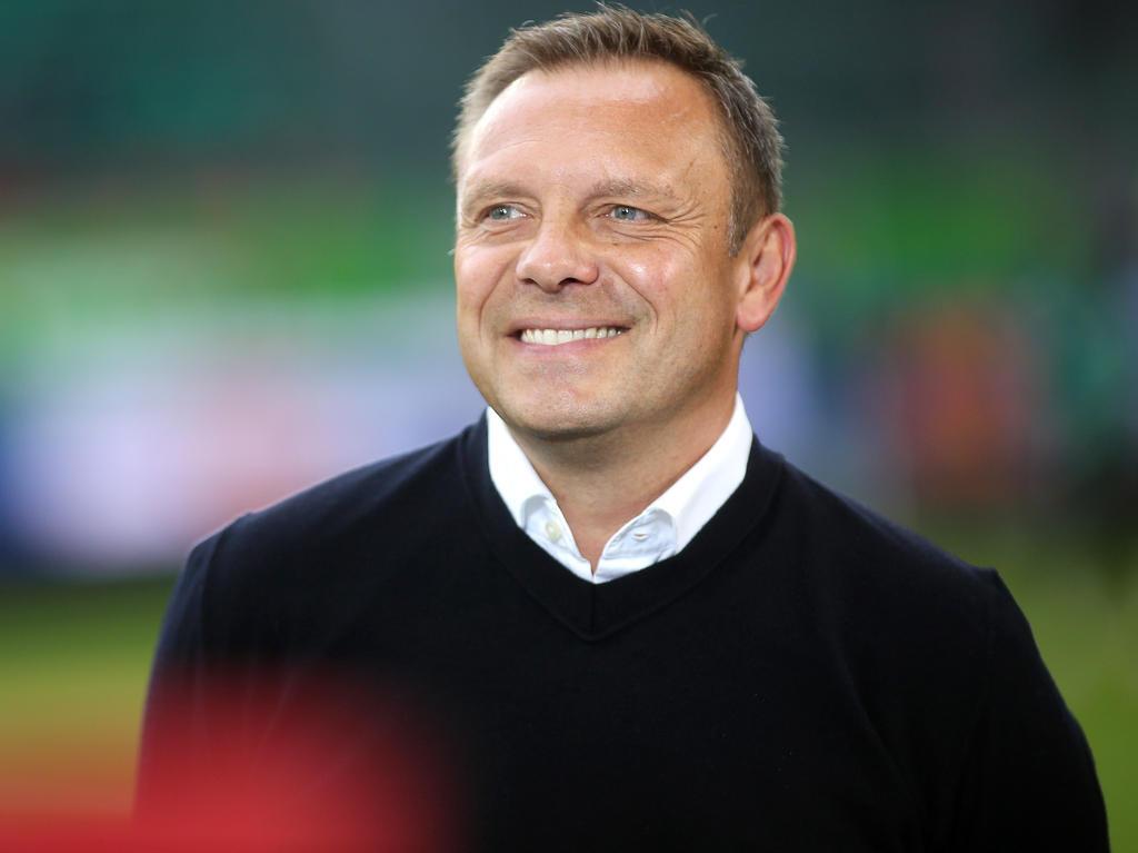 André Breitenreiter kann mit dem Saisonstart seiner 96er zufrieden sein