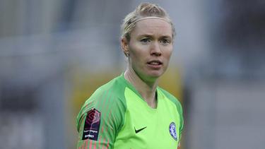Hedvig Lindahl spielt fortan für den VfL Wolfsburg