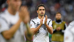 BVB-Abwehrchef Mats Hummels ist nicht mehr Teil der Nationalmannschaft