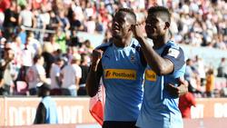 Zakaria und Embolo zeigen bei Gladbach starke Leistungen