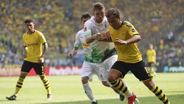 Der BVB macht gegen Gladbach den Auftakt in drei womöglich vorentscheidende Wochen