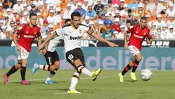 Dani Parejo ist Valencias Mann für die ruhenden Bälle