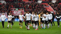 Eintracht Frankfurt droht der Abstiegskampf