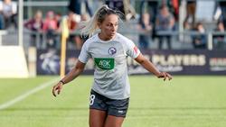 Gina Chmielinski sieht beim Liga-Neustart ein hohes Verletzungsrisiko