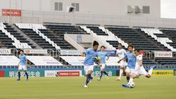 In Japan rollt der Ball wieder