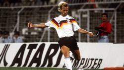 Andreas Brehme war Teil der Weltmeister-Mannschaft 1990