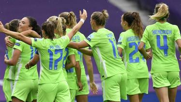 Der VfL Wolfsburg steht im CL-Finale