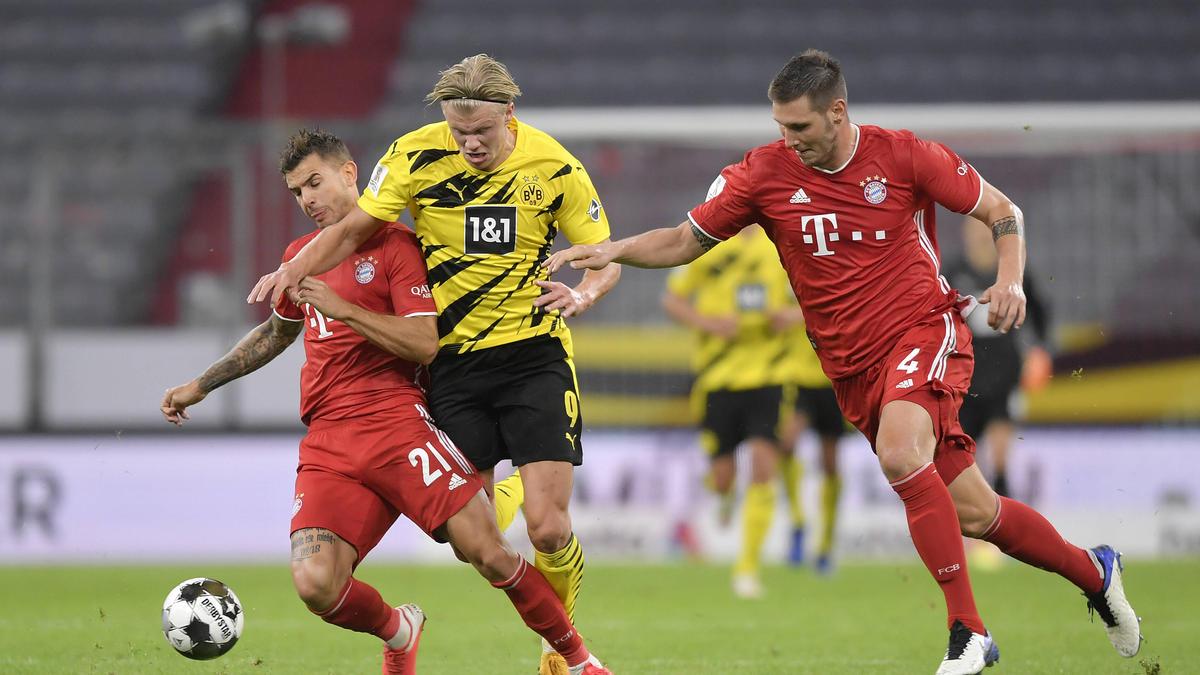 Bvb Vs Bayern Live