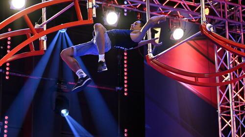 René Casselly zählt zu den Top-Favoriten bei Ninja Warrior Germany