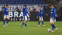 Der FC Schalke 04 bleibt Tabellenletzter der Fußball-Bundesliga
