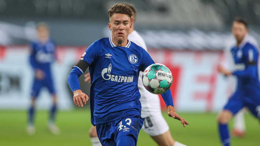 Matthew Hoppe debütierte beim FC Schalke 04
