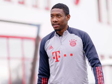 Alaba tiene decidido abandonar el Bayern de Múnich.