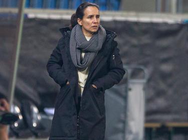 Irene Fuhrmann und ihr Team müssen unter anderem gegen England ran