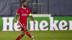 Georginio Wijnaldum soll das Interesse des FC Bayern geweckt haben