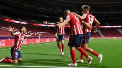 Atlético Madrid steht kurz vorm Meistertitel in La Liga