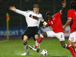 Schweiz gewinnt Vergleich mit deutscher U20