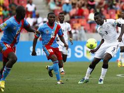 Afrika Cup 2013: Ghana - DR Kongo