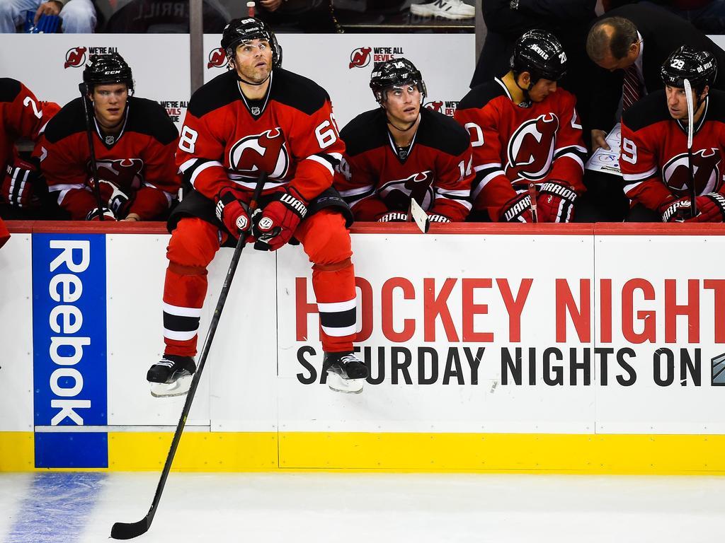 Jaromir Jagr möchte weiter Eishockey spielen