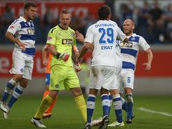 Wechselt MSV-Torwart Mark Flekken zu Borussia Dortmund?