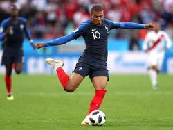 Kylian Mbappé schoss Frankreich zum Sieg
