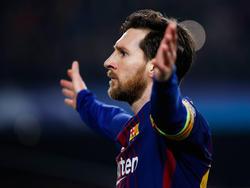 Leo Messi geht zum ersten Mal als Mannschaftskapitän des FC Barcelona in eine Saison