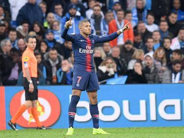 El cuadro parisino va camino de ser un equipo muy recordado. (Foto: Getty)