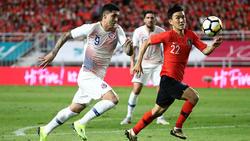 In-Beaom Hwang (r.) steht in der Bundesliga hoch im Kurs
