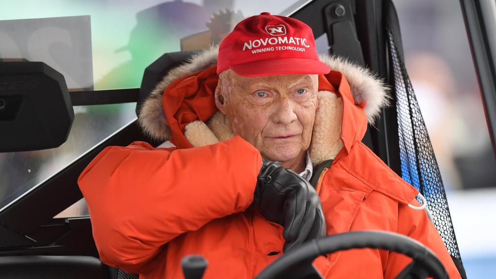 Konnte das Wiener Krankenhaus verlassen: Niki Lauda
