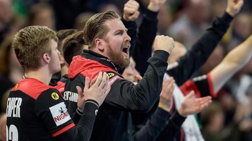Teammanager der deutschen Handball-Nationalmannschaft: Oliver Roggisch (M.)