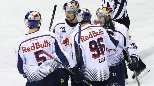 Red Bull München will auf den Eishockey-Thron