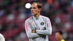 Thomas Tuchel muss gegen Manchester United womöglich auf Edinson Cavani verzichten