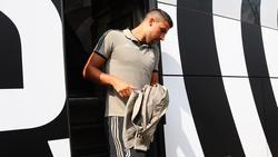 Juventus muss vorerst auf Sami Khedira verzichten